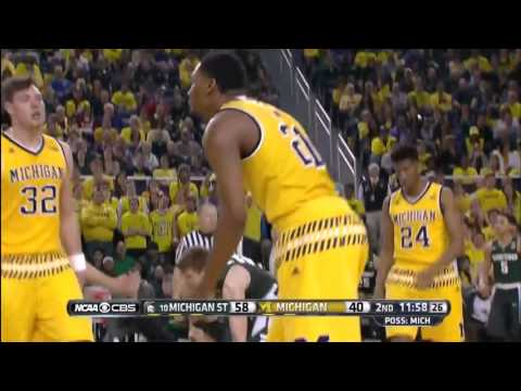 2/6/2016 - Michigan State 89  Michigan 73