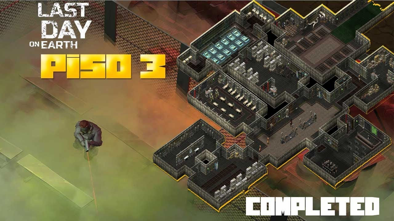 piso 3 bunker alfa mision cumplida last day on earth