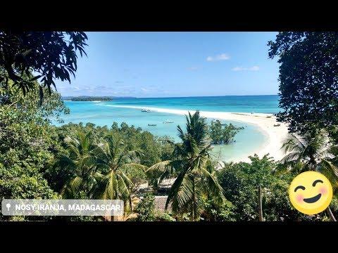 MADAGASCAR Nov 2018, Nosy Iranja, Nosy Be, Lemur Island | 60 FPS