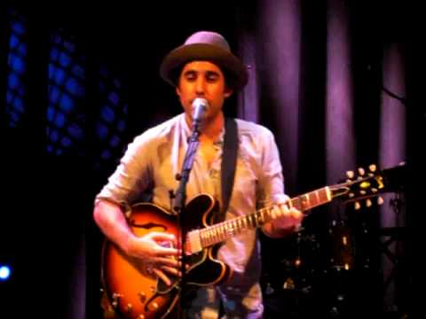 Joshua Radin  Closer  @ Düsseldorf, 06232009 HQ