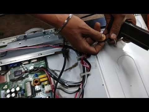 LLOYD 32 LCD/LED TV NO DISPLAY NO BACKLIGHT
