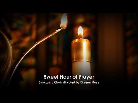 Sweet Hour of Prayer - Gilbert Martin