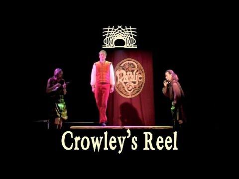 Crowley's Reel - Irish hardshoe step dancing - Irish Folk Festival