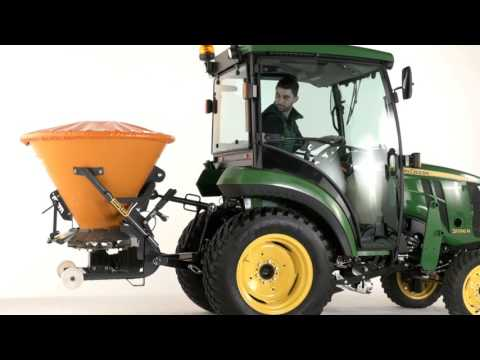 John Deere komunalni traktor - model 2036R