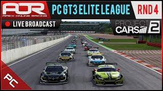 Project CARS 2 - AOR PC GT3 Elite League - Season 9 - Round 4 - Silverstone