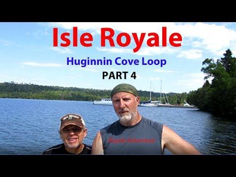 Isle Royale   Huginnin Cove Loop   Royale Adventure PART 4