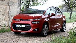 Prueba Citroën C4 Picasso HDI 150 CV - ActualidadMotor