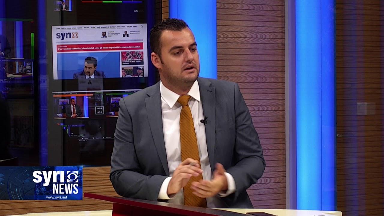 INTERVISTAIntervista ne Syri.Net i ftuar ne studio Leonard Olli