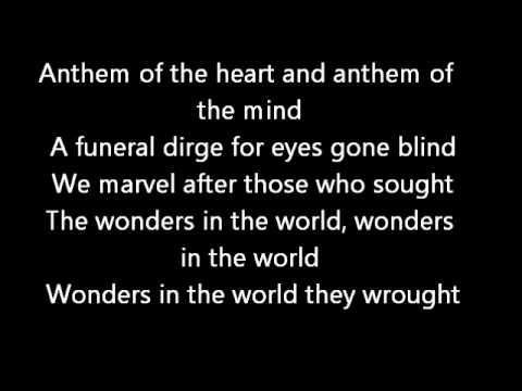 Rush-Anthem (Lyrics)