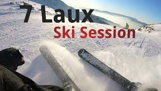 [SKI] Les 7 Laux, Neige et Arbustes | GoPro Session 5