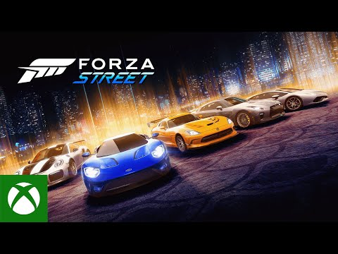 Forza Street теперь официально доступна для Android и iOS
