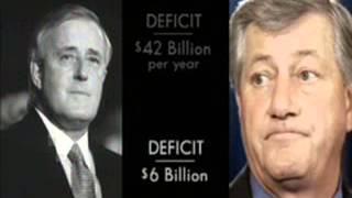 Liberal ad: Conservative deficits (2004)