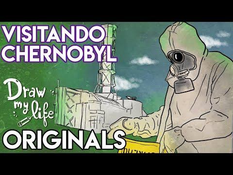 VISITAMOS CHERNOBYL 😱 #DrawMyLifeOriginals | Draw My Life