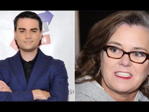 Ben Shapiro Filed Harassment Claim Against Rosie O'Donnell On Twitter