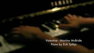 Valentine - Jim Brickman & Martina McBride (Piano cover by Erik Tjahja)