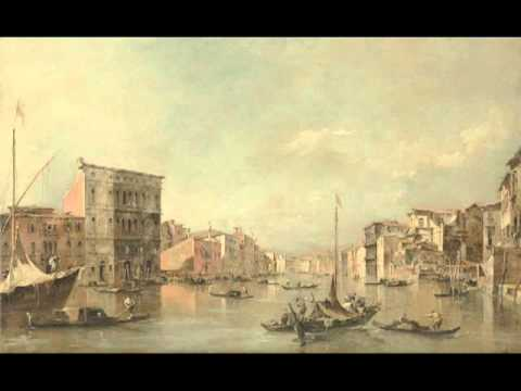 The Grand Canal, Venice, with the Palazzo Bembo, Francesco Guardi