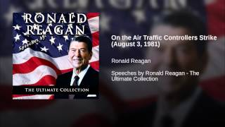 Video On the Air Traffic Controllers Strike (August 3, 1981) download MP3, 3GP, MP4, WEBM, AVI, FLV Juni 2018