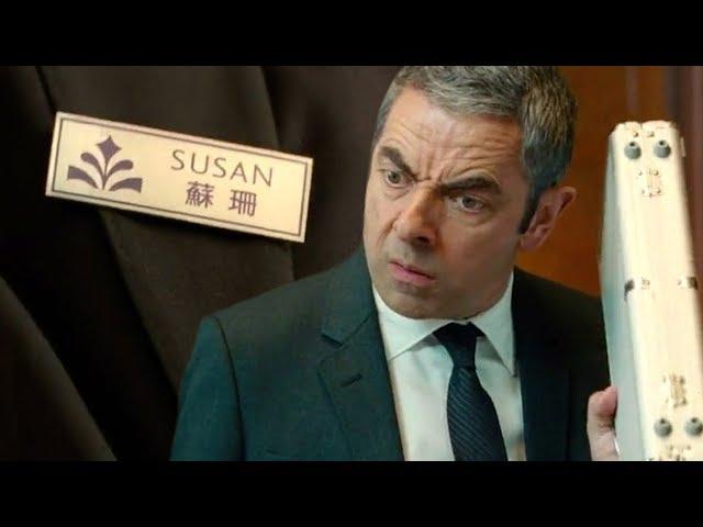 Missing Key | Funny Clip | Johnny English Reborn | Mr Bean Official