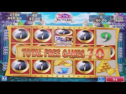 Quest For Riches Slot Machine 70 Free Spins Won Live Konami Slot