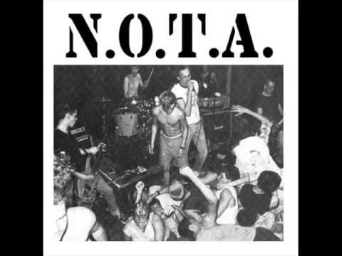 N.O.T.A. - None Of The Above 1985 [FULL ALBUM]