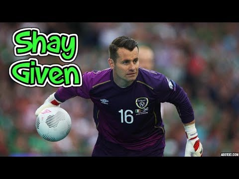 Shay Given ★ Best Moments (HD)