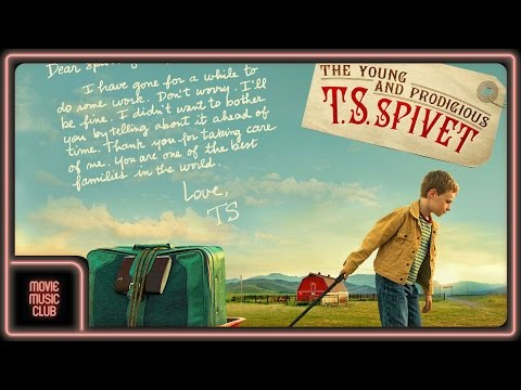 """Denis Sanacore - Eagle (from """"The Young and Prodigious T.S Spivet"""" OST)"""