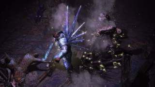 Path of Exile - Essence Challenge League Rewards - Essence Back Attachment