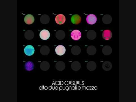 Acid Casuals - Baroque Digital