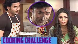 Roop: Roop Giving Cooking Lessons To Ishita | Ishita Is Annoyed | Donal Bisht IV
