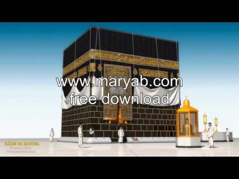 Free 3d max model-Kaaba-Character rigged - YouTube