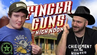 Giving Us the Finger - Fingers Guns at High Noon - Let's Roll