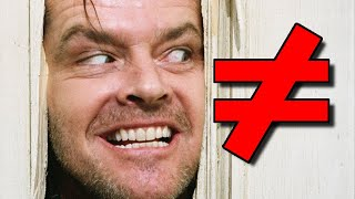 The Shining - Whats the Difference