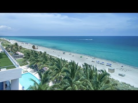10 Best 5-star Beachfront Hotels in Miami Beach, Florida, USA