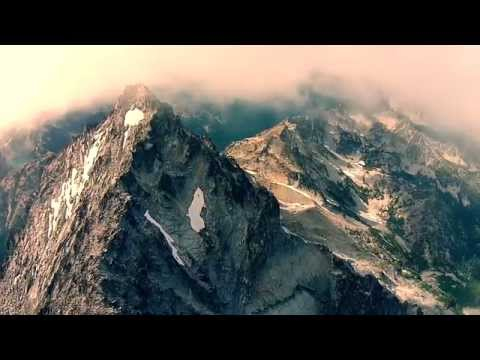 Mt Stuart Drone Video