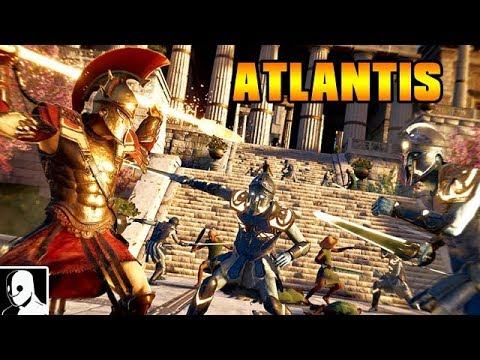 Assassin's Creed Odyssey Atlantis Deutsch #2 - Adonis & seine Liebe - Episode 1 DLC