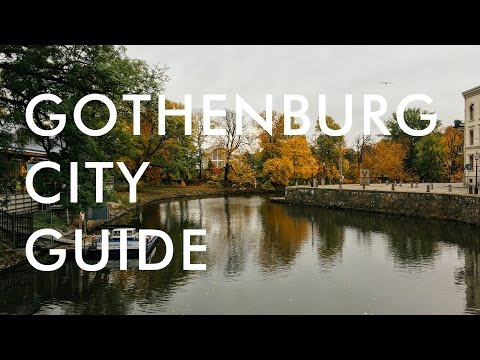 Gothenburg City Guide