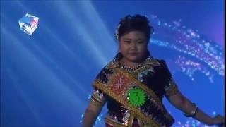 Nomor 3 Peserta Daphne Emerald Jestie   Keningau   Sugandoi Dazanak Negeri Sabah