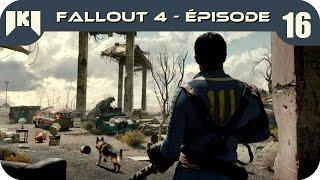 Fallout 4 - Gameplay FR 16 - Fort Hagen