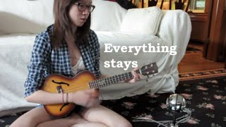 Everything Stays  - Adventure Time | #cartooncover
