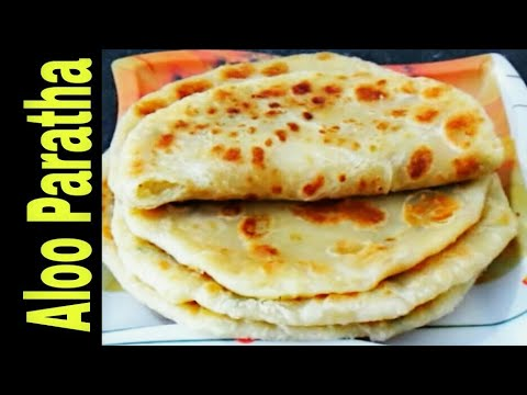 Aloo Paratha Recipe | How To Make Aloo Paratha I আলু পরোটা রেসিপি