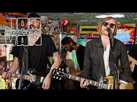 """THE DEAD SHIPS - """"Big Quiet"""" (Live at Base Camp in Coachella Valley, CA 2016) #JAMINTHEVAN"""