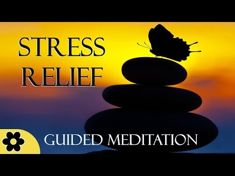 Guided Meditation~STRESS RELIEF★Removing the Burdens of Life★
