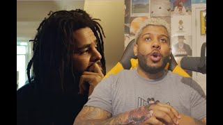 J. Cole - AppĮying Pressure: The Off-Season Documentary REACTION/THOUGHTS