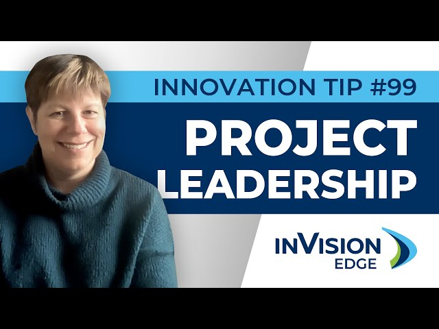 TIP#99 | Project Leadership