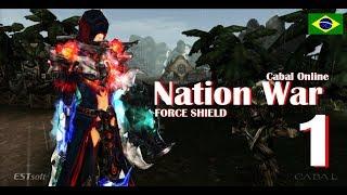 Cabal Online - Nation War 170~200 [1] - Force Shielder
