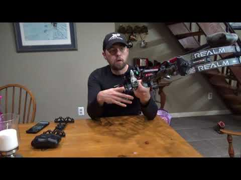 TightSpot 5 arrow quiver Bowtech Realm Honest review - YouTube