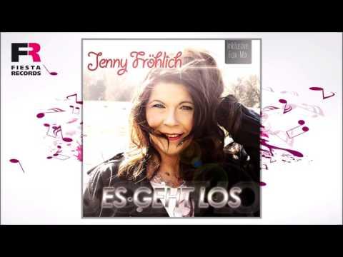 Jenny Fröhlich  Es geht los Schlagermanufaktur Fox Mix Hörprobe