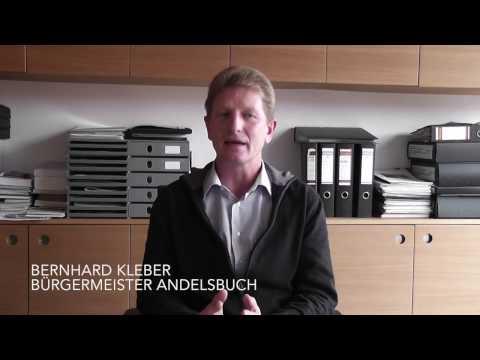 Interview Bürgermeister Kleber, Andelsbuch