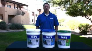 How to choose the best acrylic white roof coating