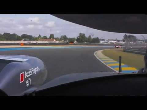 24h Le Mans 2016 | Audi R18  #7 onboard